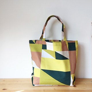 Tote bag | rice city, built, tundra
