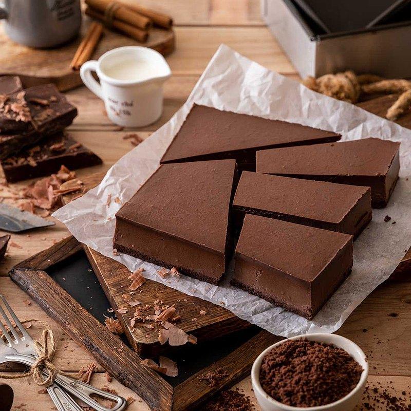 濃情重巧克力起司