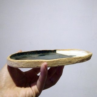Liu Jie Jun oval platter