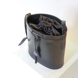 SL Bucket Bag / Crossbodies / Bucket Bag / shoulder bag / Leather / Black