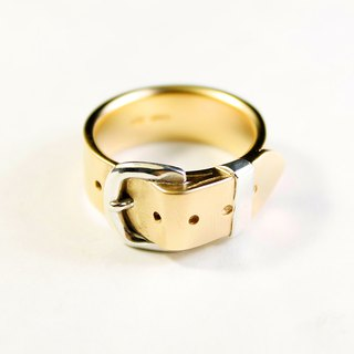 Belt Ring cute GP 8mm