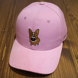 Mr. Butter Cafe's exclusive custom-made embroidery baseball cap powder