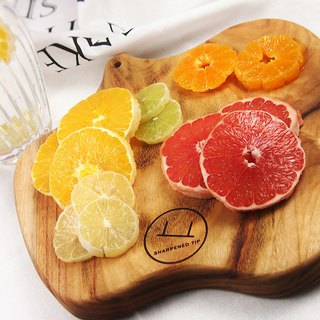 Apple Shaped Serving Board