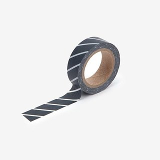 Dailylike single roll of paper tape -73 slash, E2D43434