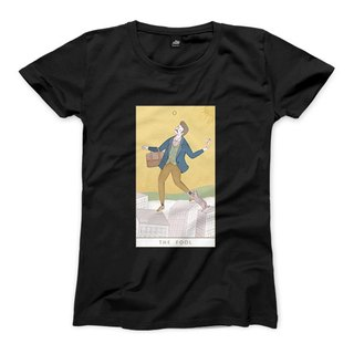 O | The Fool - Black - Women's T-Shirt