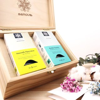 Samova Express series herbal tea gift box (double tea group)