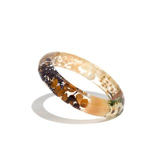 Designer Collection (Autumn) - Cloris Gift Flower Bangle