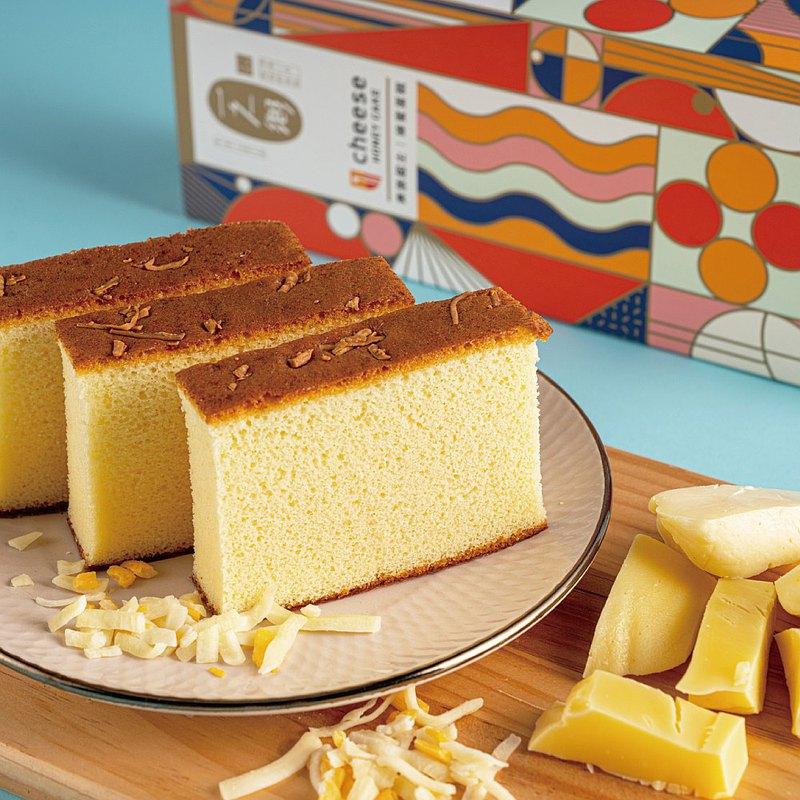 奔放起士蜂蜜蛋糕(5片)