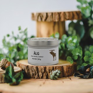 Nordic Swedish Design - ÄLG Travel Candles 85g
