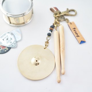 [Jazz drumstick] mini Drum sticks texture mini model charm packaging accessories custom