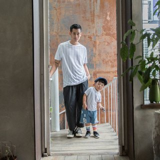Stone@S Kids | Straight Stripes Tshirt / 直條 童裝 小孩 tshirt tee