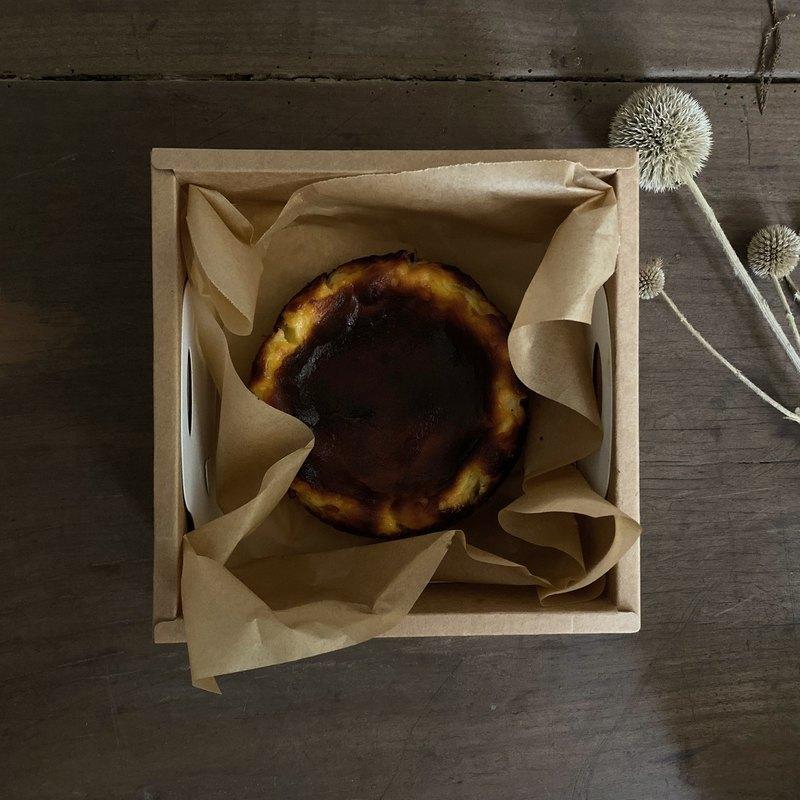 巴斯克燒乳酪蛋糕 5吋 (無麩質)