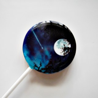Painted Lollipop-Curtain of Night (5pcs/box)
