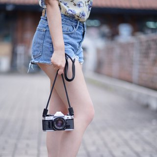 Leather Rope Camera Strap