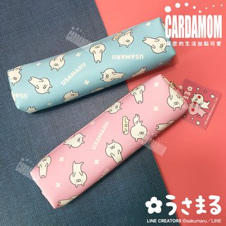 【USAMARU Rabbit Pills】 colorful continuous small pencil case · Genuine Authorized Card International
