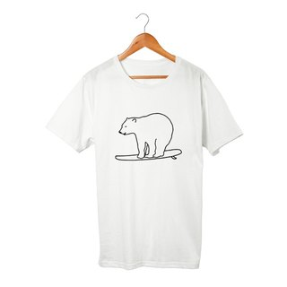 Surfing Bear T-shirt
