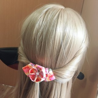 Wind flower double bow. Tress / hairpin