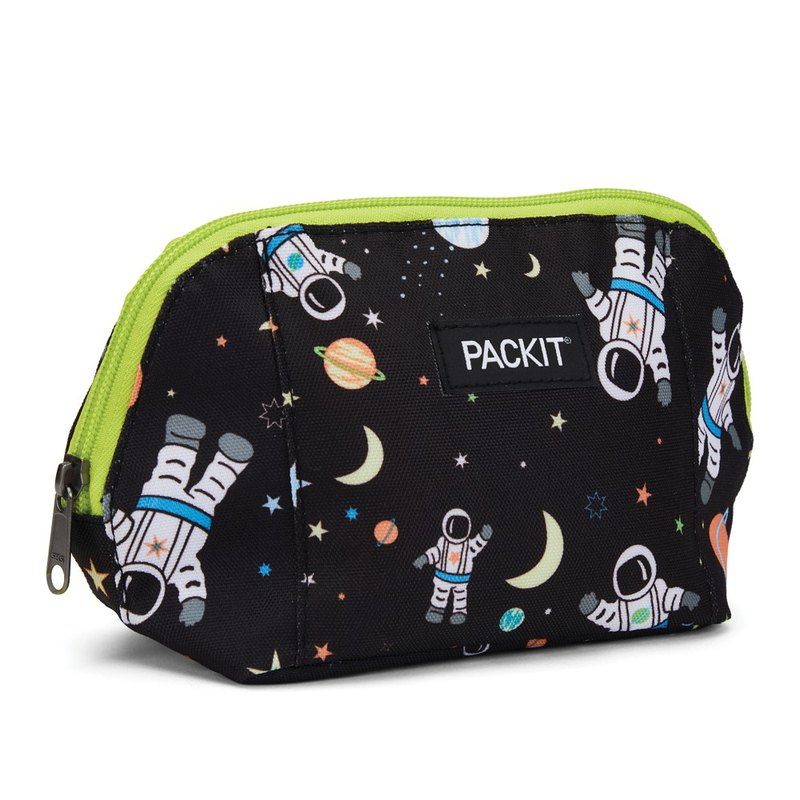 United States [PACKiT] ice cool snack refrigerated bag (space adventure) cold bag / breast milk bag