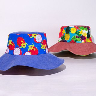 【The MAMA's Closet】Dragon Fruits / Sun Hat