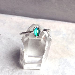MIH Metalworking Jewelery | Aurora Sterling Silver Ring