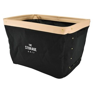 The Storage- Storage Basket (Black)