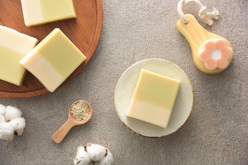 珍珠白皙洗顏皂   手工皂