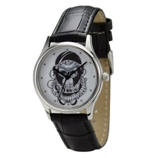 Animal (Monkey) illustration Watch Unisex Free Shipping Worldwide