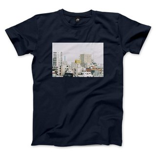 In organic - Navy - Neutral Edition T - shirt