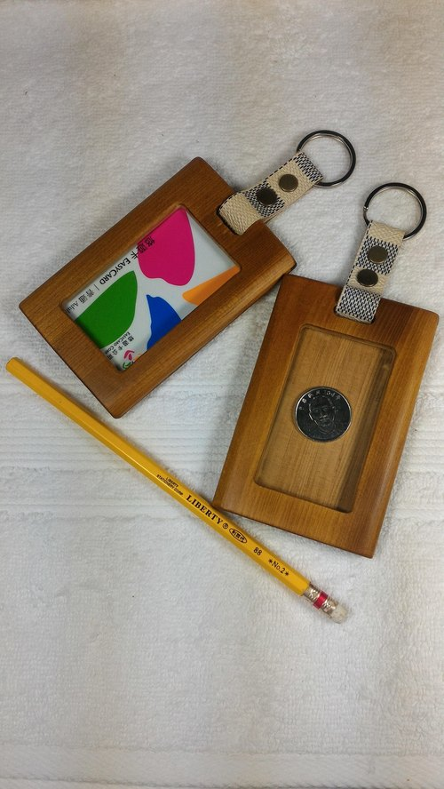 Taiwan Xiaonan wood badge sets of old material new work ~ ~