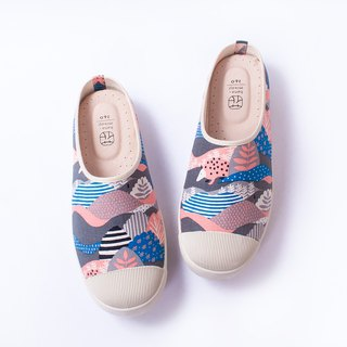 Lazy Day | Looking for Dreamland の flower cloth shoes. Japan cloth limited. Office recommendation. Leather insole