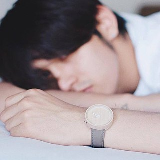 Wood Collection | Minimalist Handmade Watch Made of Wood – Gray