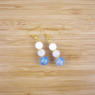 [Morland's 邂逅] handmade earrings