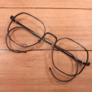 Old bones Ray-Ban metal frame N antique vintage