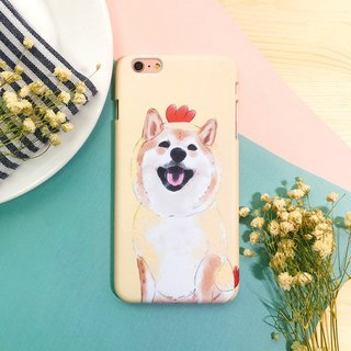 Chicken Chiba Want Want (iPhone.Samsung Samsung, HTC, Sony. Asus Case Cover)