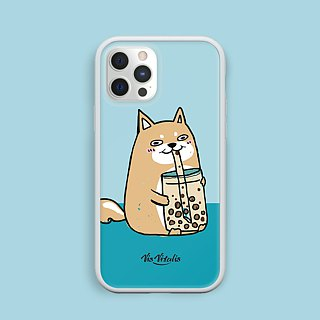 Shiba Inu milk multi CC / matte matte hard shell / mobile phone shell