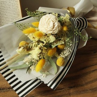 Brilliant graduation bouquet
