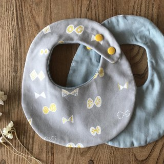 tout rond / reversible style (butterfly - gray)