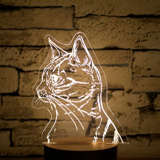 Moleyouth Night Light - Fur Baby Version