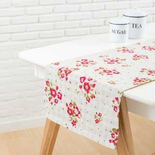 Table Runner  - Rose