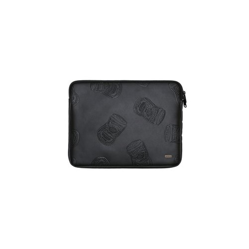 Filter017 Whiskey Can Pattern Laptop Sleeve 扭曲酒罐筆電防護套