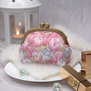 Another on tulip purse mouth gold package