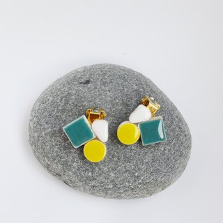 Early summer (L001) earrings / ear clip