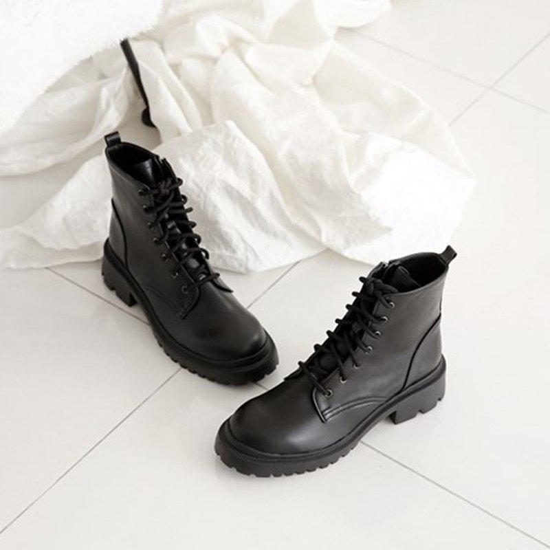 PRE-ORDER 韓國人手製 MACMOC Tumo (Black) 短靴