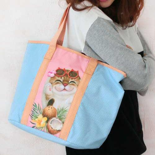 Lightweight Tote bag - Bella