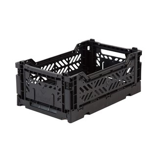 Turkey Aykasa Folding Storage Basket (S) - Black