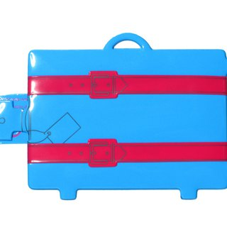 Rollog My suitcase tag(Blue)