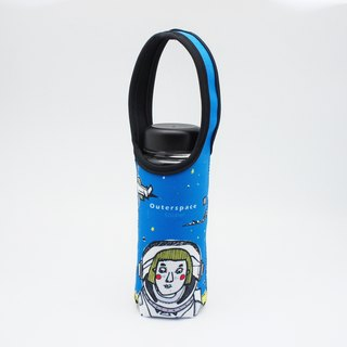 BLR Water Bottle Tote Magai's [ Astronaut ] TC22