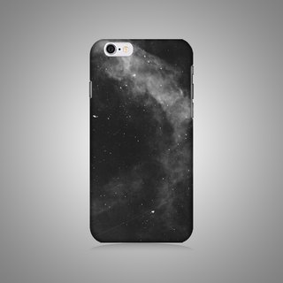 """Space Shell"" - Space Black Original Case / Case (Hard Case) iPhone / Samsung / HTC / Sony / LG"