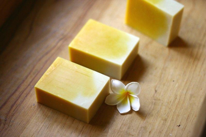 ||製皂工人手工皂|| 陽光漸層皂