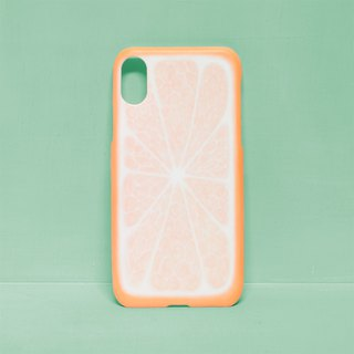 Orange flavor / custom phone case